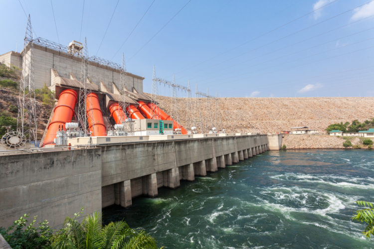 hydroelectric power SEforAll Damilola